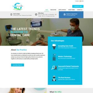 bay-area-dental-office-website