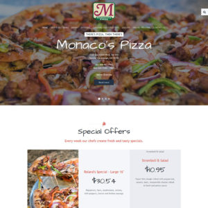 monacos-pizza-website