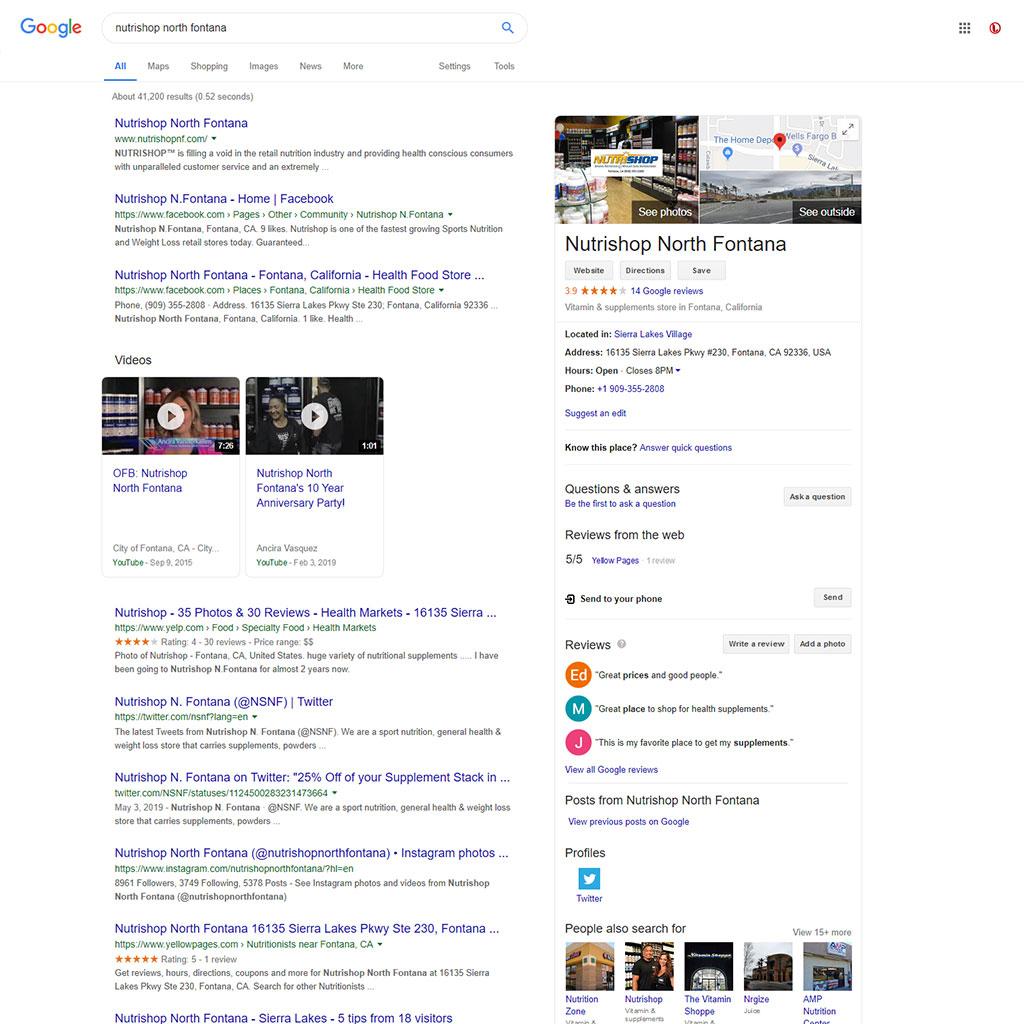 nutrishop-google