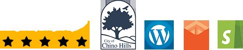 Web Design Chino Hills Icons
