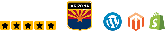 Arizona Web Design Icons