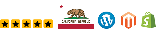 California Republic Web Design Icons