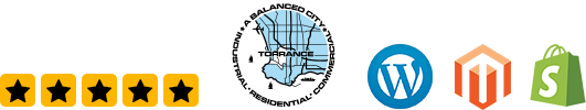 Web Design Torrance Icons